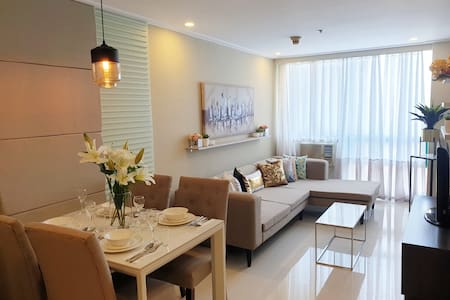 Luxurious Home Comfort 1 Bedroom Robinsons Place