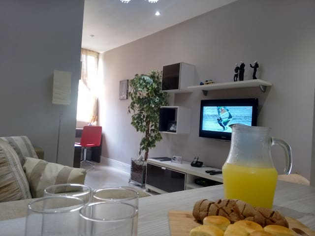 Private apartament, small and confortable. - Rio de Janeiro - Appartement