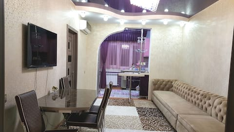 Luxe, cozy and low-priced room for travellers :)