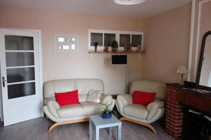 Appartement rénové au calme - Mirepoix - Daire