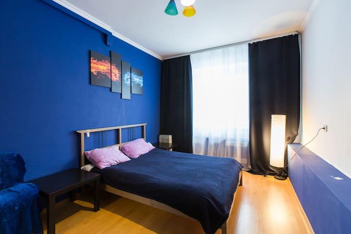 Comfortable room located near Sheremetyevo :)