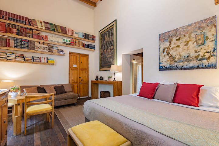 AMAZING suite Design and comfort/ heart Coyoacan