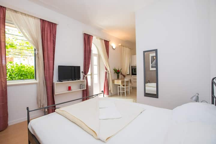 Studio Apartment with Terrace and Sea View - (A2)