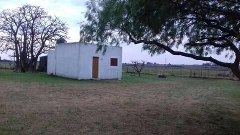 Comoda casa  en la tranquilidad del campo.