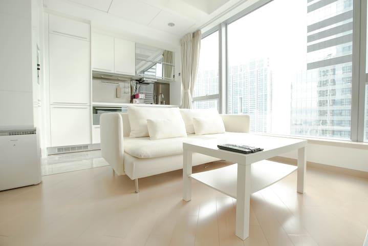 BEST luxury view in Kowloon - Cental 5 mins away - Hong Kong - Apartment