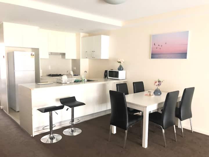 Parramatta CBD security apartment -Victoria Garden