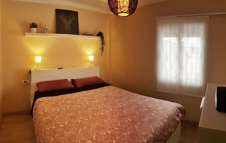 Room to rent close to Train/bus station and centro