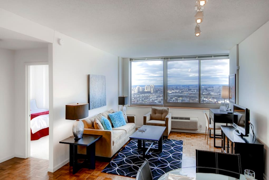 Downtown Jersey City Rooms For Rent