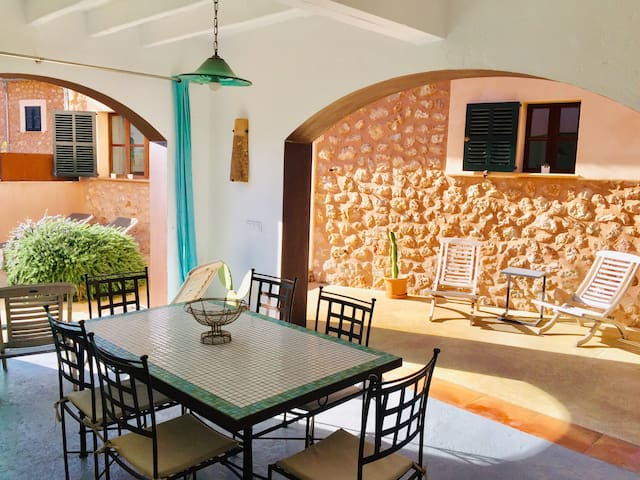Newly renovated casita for 4 people.