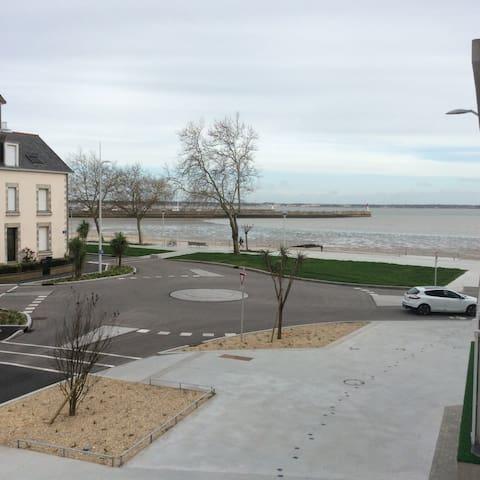 Magnifique appartement vue mer - Saint-Nazaire - Pis