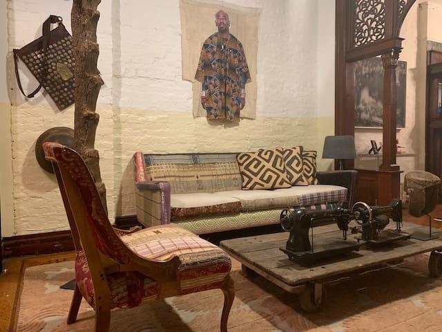The Art Of Living - Loft apartment