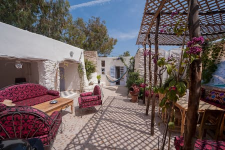 Belle chambre double ou triple... - Essaouira - Casa