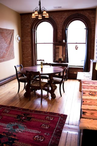1890 Historic Keim Bldg. Uniquely Missoula - Missoula - Appartement
