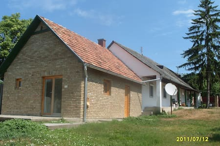 stunning views - Koppányszántó - Řadový dům