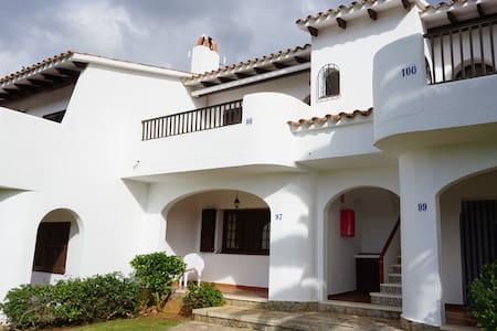 Bungalow / Apartamento en playa Son Bou. Menorca