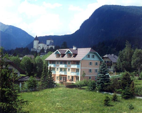 Schau's Lüftenegger Apartment mit 2 Schlafzimmern - Mauterndorf