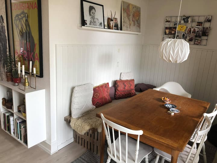 Amazing flat in the heart of Vesterbro