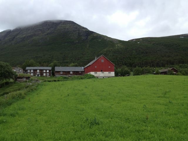 Cozy apartment at a mountain farm. - Oppdal - Apartment