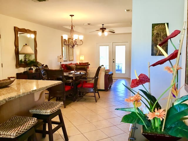 Beautiful Casita 2 bedroom 2 Bath at the Golf Course