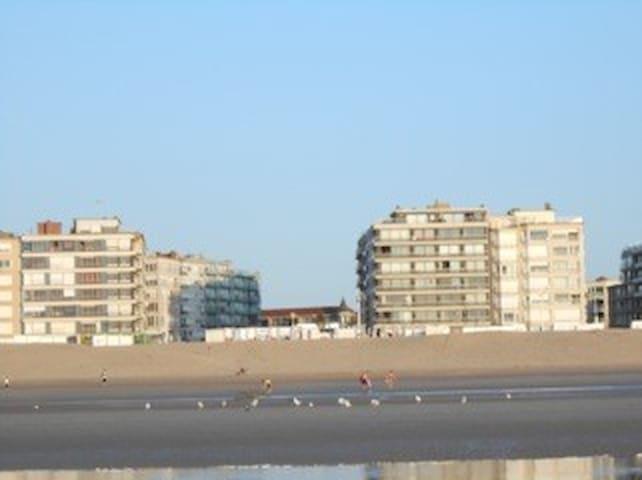Très bel appartement à 50 m de la plage