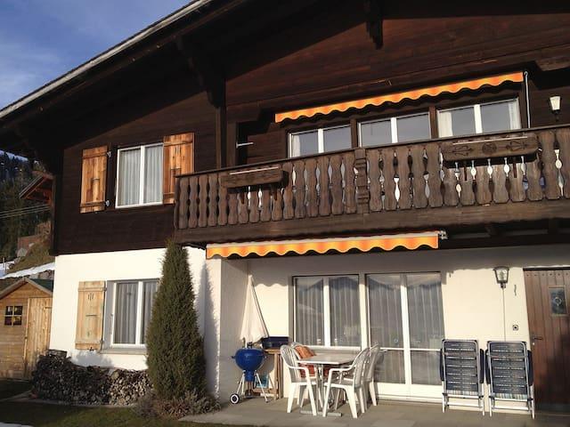 ii.Homey Swiss Chalet - Beatenberg