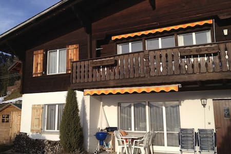ii.Homey Swiss Chalet - Appartement