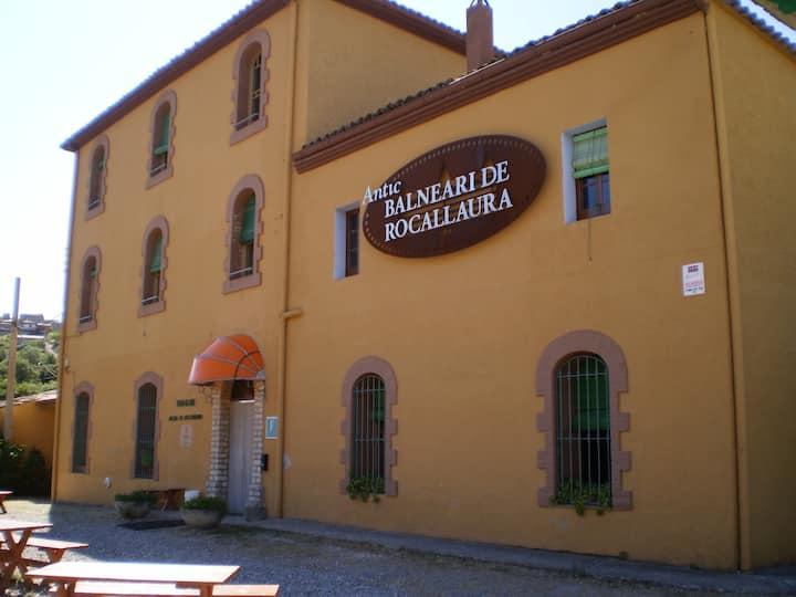 Antic Balneari de Rocallura