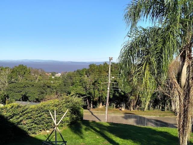 Zona Sul com vista para o Guaíba