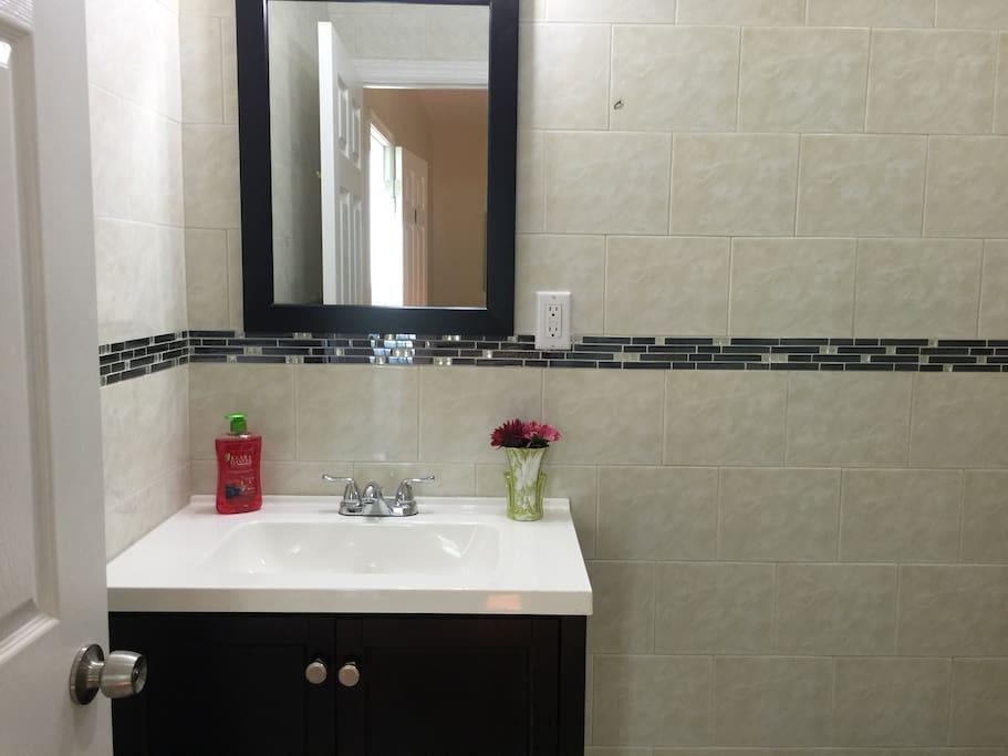 Private On-Sutie Bathroom