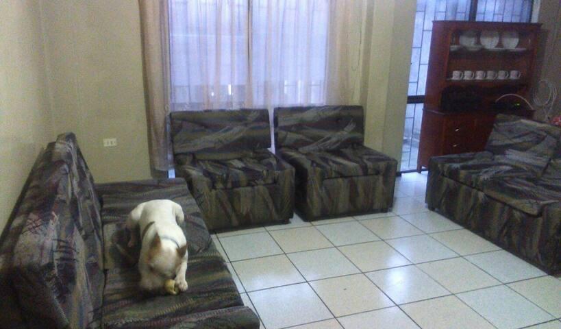 Casa Alojamiento el Descanso