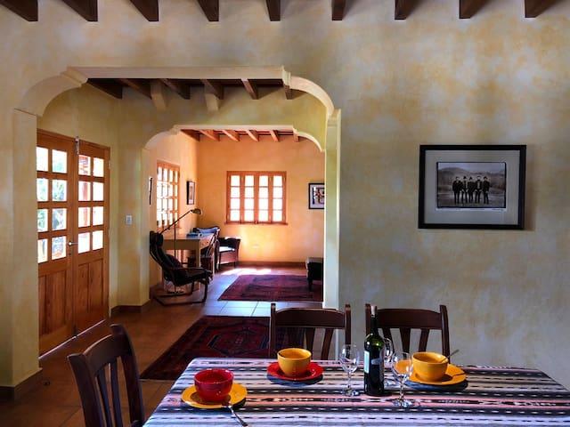 Casa Tula* Terrace w/ lake views. Safe & private✔