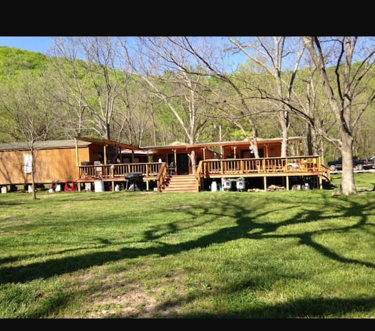 Amazing/Relaxing BusinessTrip or Weekend Getaway - Okmulgee - Maison