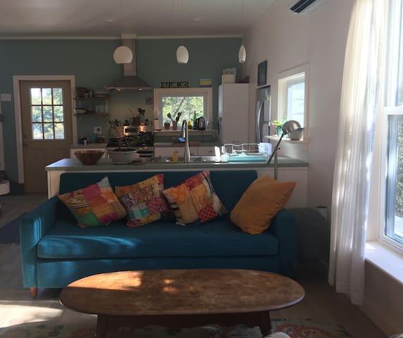 Your Modern Sanctuary on Ocracoke