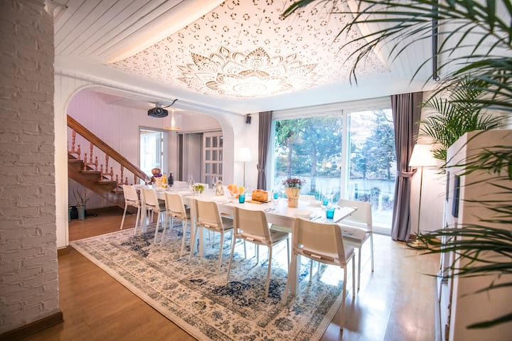 SG -7 Free services with cozy home