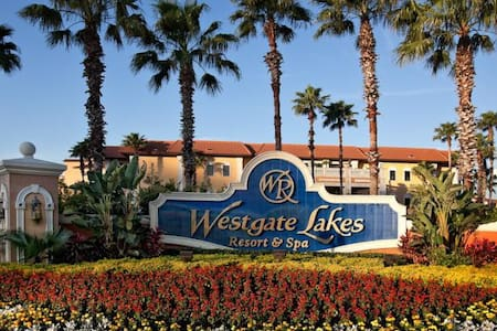 Arriendo Villa Deluxe de 2 Habitaciones en Orlando - Orlando