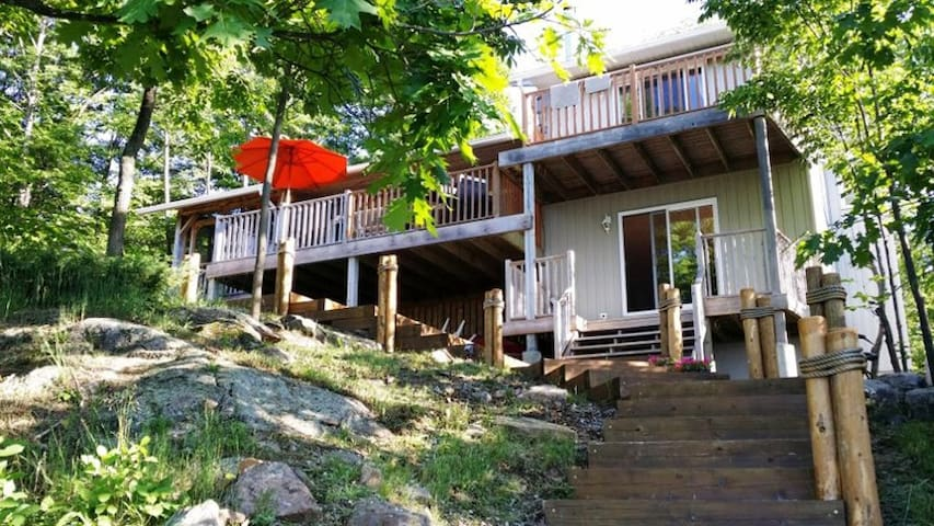 Muskoka Waterfront Cottage