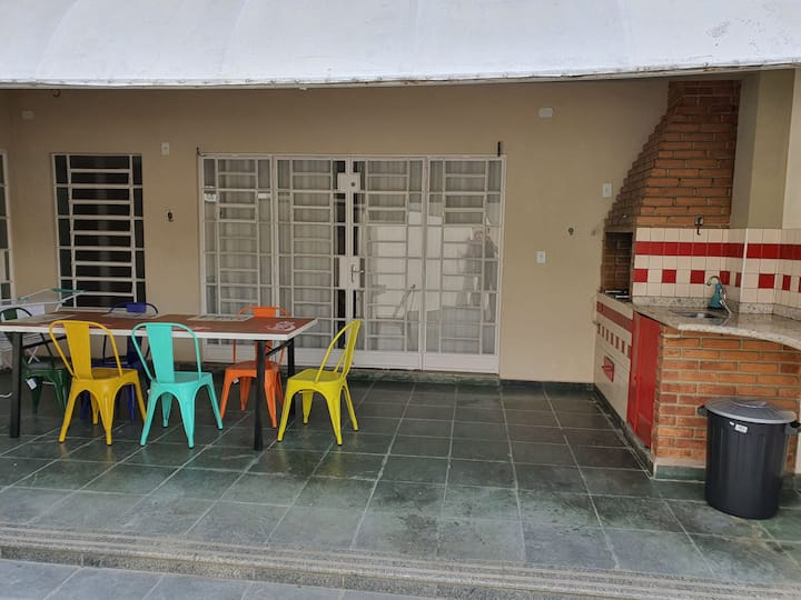 3- Casa completa no Centro de Taubaté