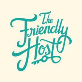 The Friendly Host's logo