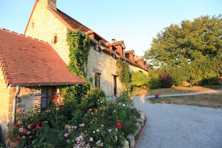 La Varendière   chambre Hotesse - Saint-Germain-de-Martigny