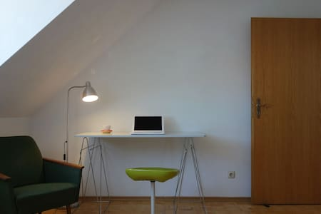 cosy room in downtown munich - Múnich - Apartamento