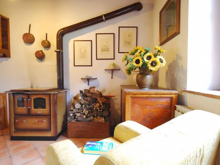 Villa in Seggiano ID 3688