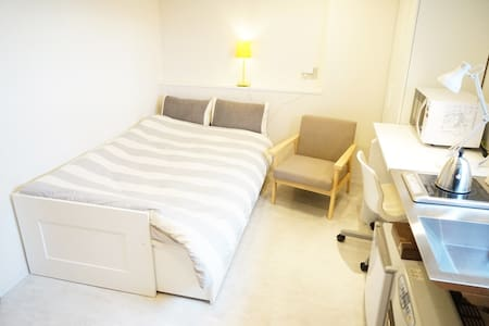 Sapporo 5 min around park Wifi ! - Apartment