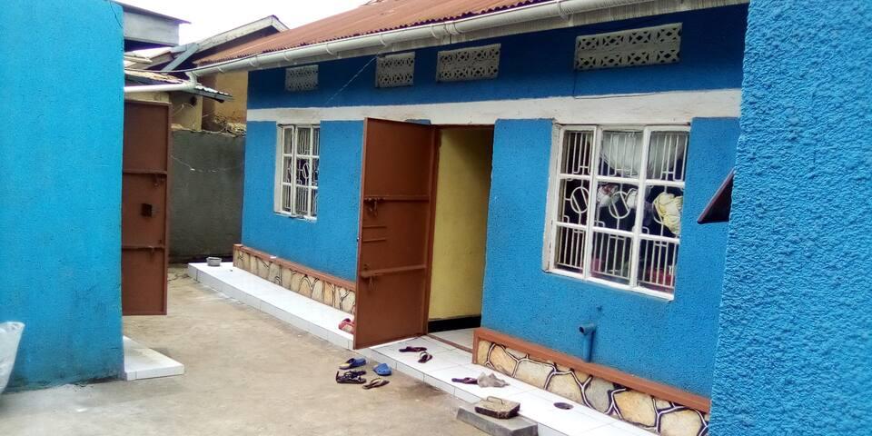 Emmanuel's Rented Home