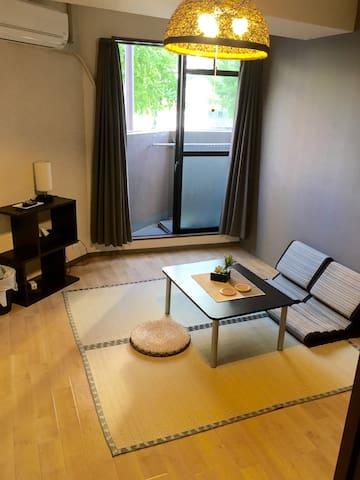 Pvt. Apartment near Nanba/Dotonbori