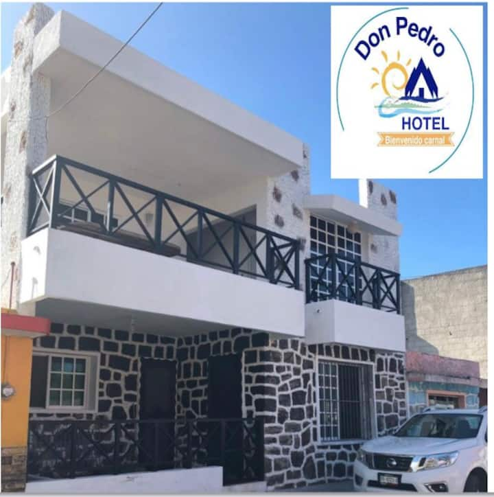 CASA DON PEDRO 50% DISCOUNT PER MONTH 30% WEEK