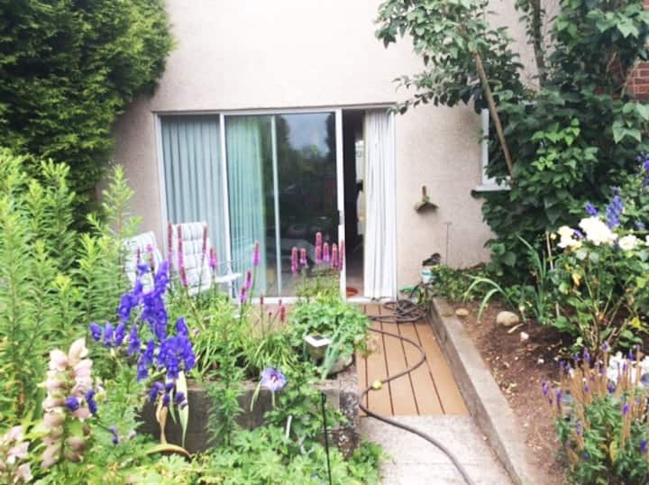 Grand Boulevard brand new garden suite