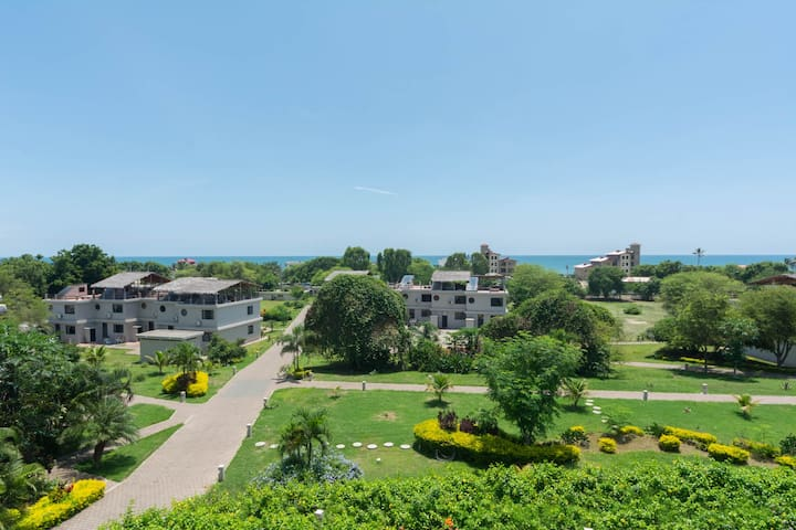 Beautiful Beach Condo with Ocean View - Bahia de Caraquez, Manabi  - Lägenhet