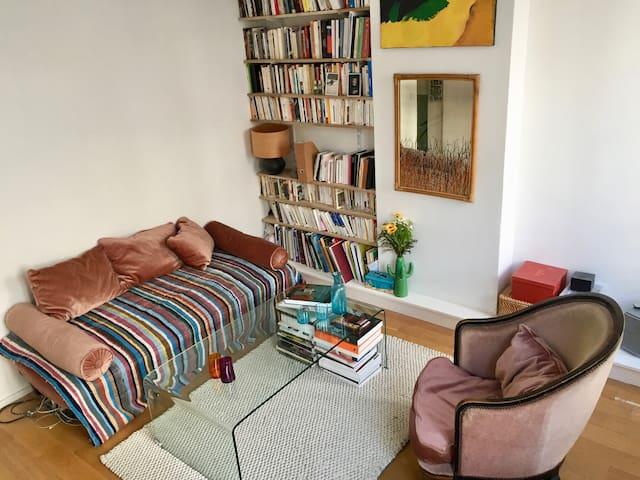 Charming cosy 1 bedroom flat