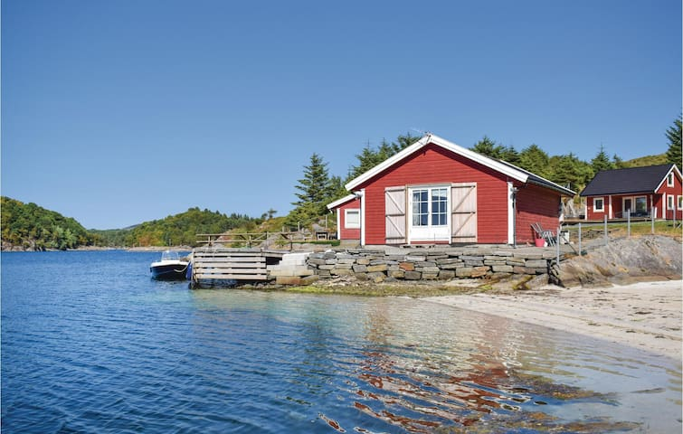 Holiday cottage with 2 bedrooms on 60m² in Haugesund