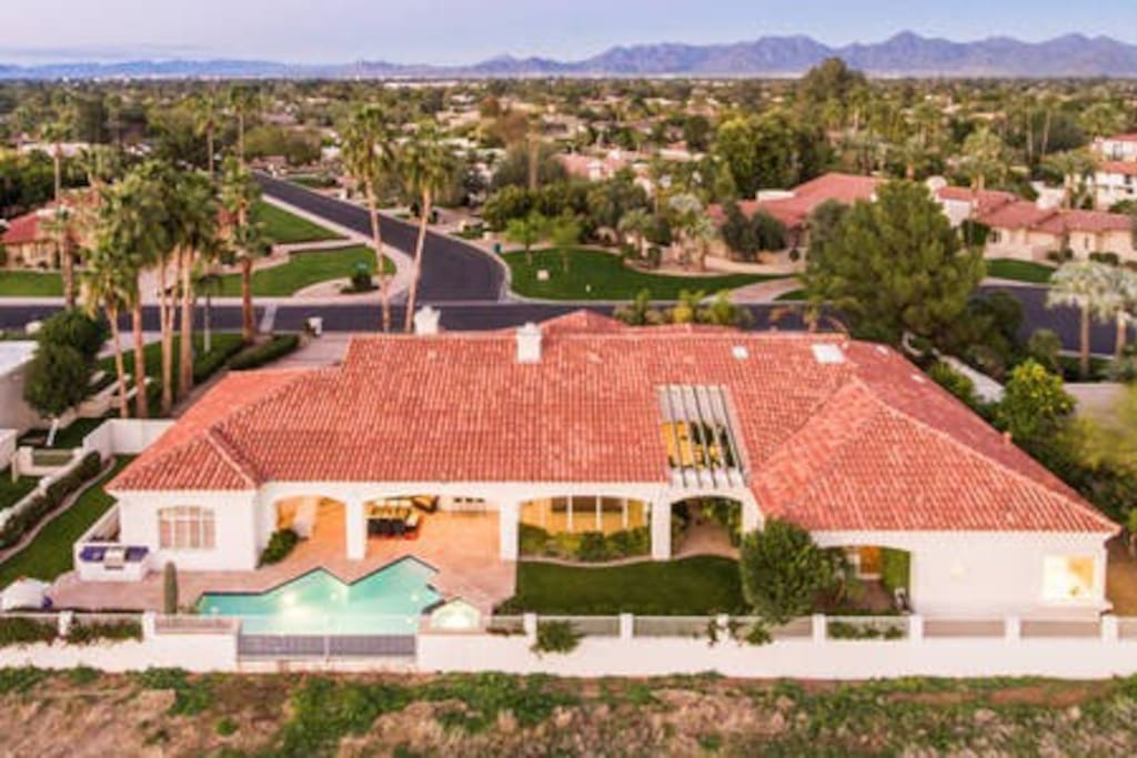 ** Scottsdale ParadiseValley DREAM HOUSE **14 beds